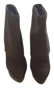 bebe dark brown Boots