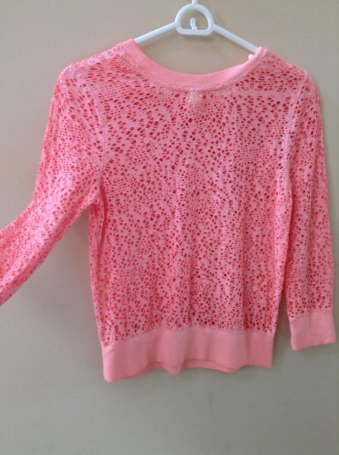 Free People Sexy Hot Net Hot Neon Top Pink