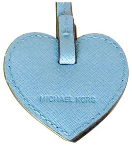 Michael Kors Michael Kors Leather Heart Charm