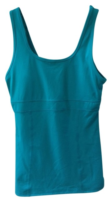 Champion Top Teal