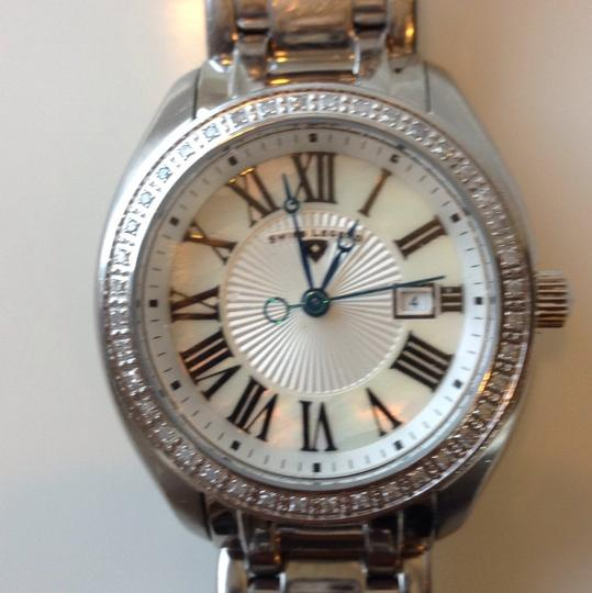 Swiss Legend 'The Estate' Diamonds 37mm With Box And Papers Image 2