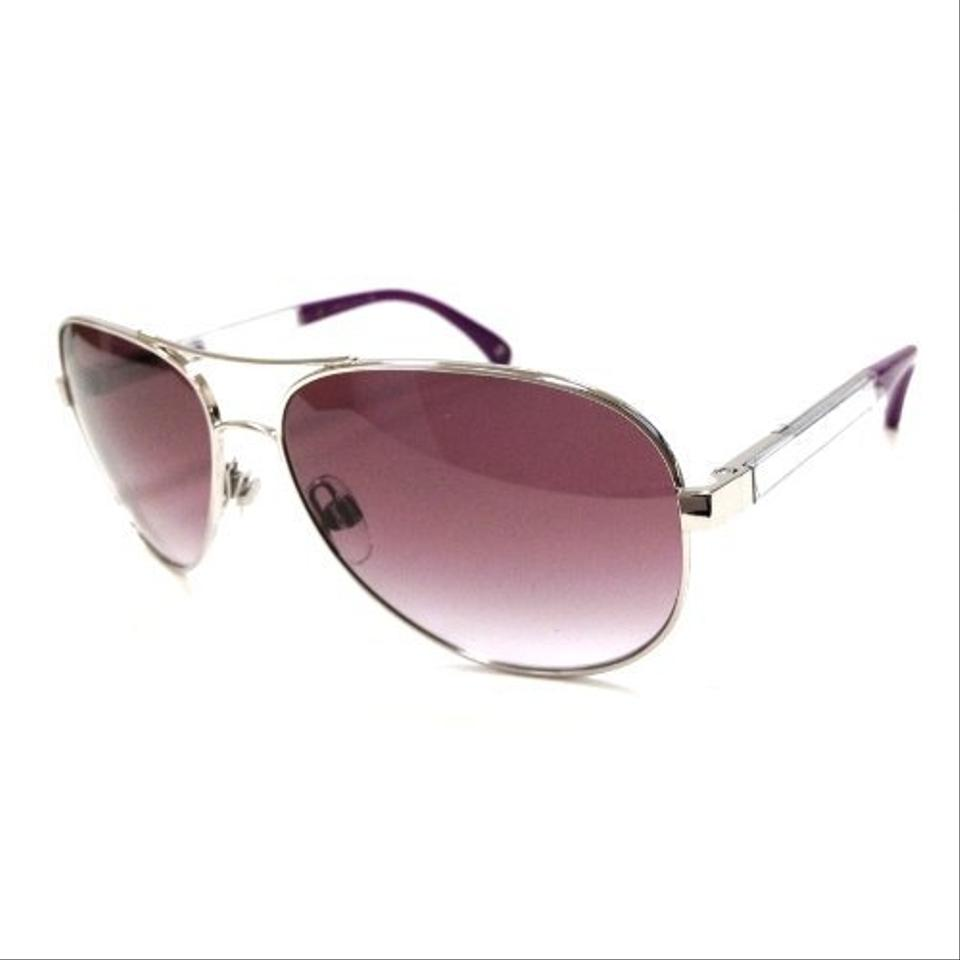b64923a45d3e Chanel Silver Aviator Sunglasses | United Nations System Chief ...