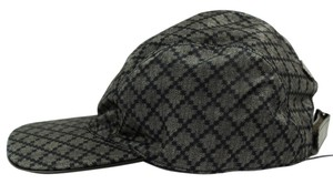 Gucci Gucci Men's 268897 Diamante Nylon Baseball Cap L