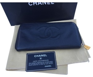 Chanel Caviar Zippy