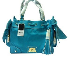 Juicy Couture Nylon Daydreamer Malibu Nylon Shoulder Bag