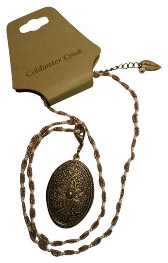Coldwater Creek Coldwater Creek locket necklace