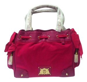 Juicy Couture Malibu Nylon Nylon Daydreamer Shoulder Bag