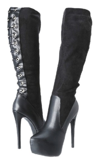 Luichiny Black Boots