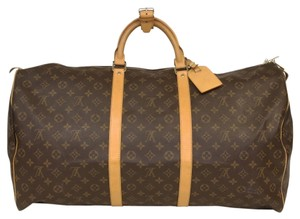 Louis Vuitton Neverfull Alma Speedy Brown Travel Bag