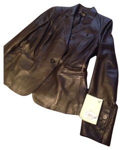 Scully Chocolate Leather Jacket