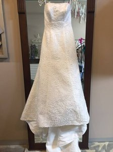 David's Bridal Unknow Wedding Dress