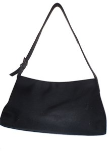 Coach Vintage Nylon Tote Clutches Hobo Bag