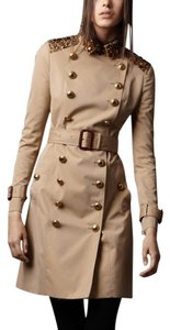 Burberry Trench Beaded Trench Coat