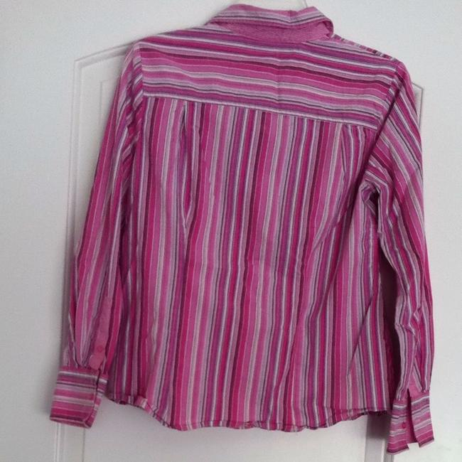 infinity Pink & Purple Strips Shirt