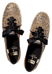 Kate Spade Gold and Black Athletic