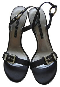 Laundry by Shelli Segal Black Sandals
