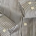 Jones New York Button Down Shirt White/Black Image 2