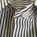 Jones New York Button Down Shirt White/Black Image 4