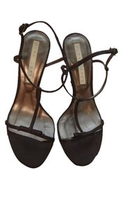 Pura Lopez black Sandals