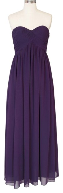 Preload https://item2.tradesy.com/images/purple-strapless-sweetheart-chiffon-long-casual-maxi-dress-size-0-xs-119341-0-0.jpg?width=400&height=650