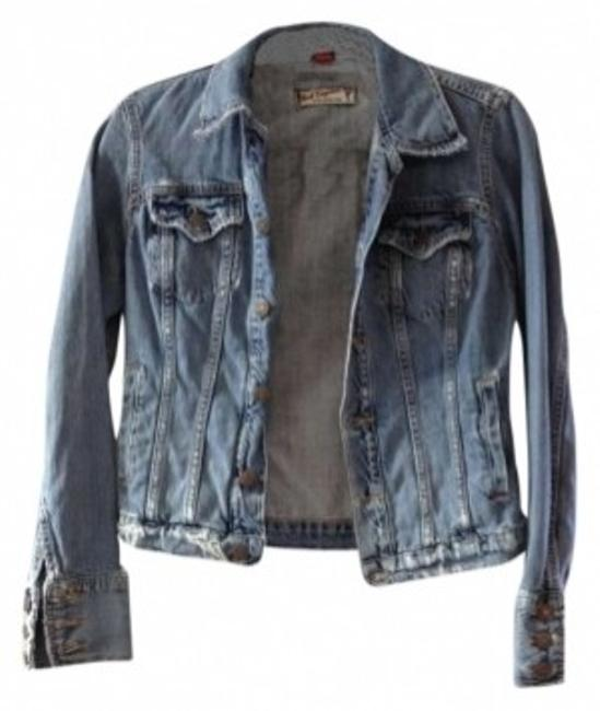 Item - Distressed Style #606 Jacket Size 4 (S)