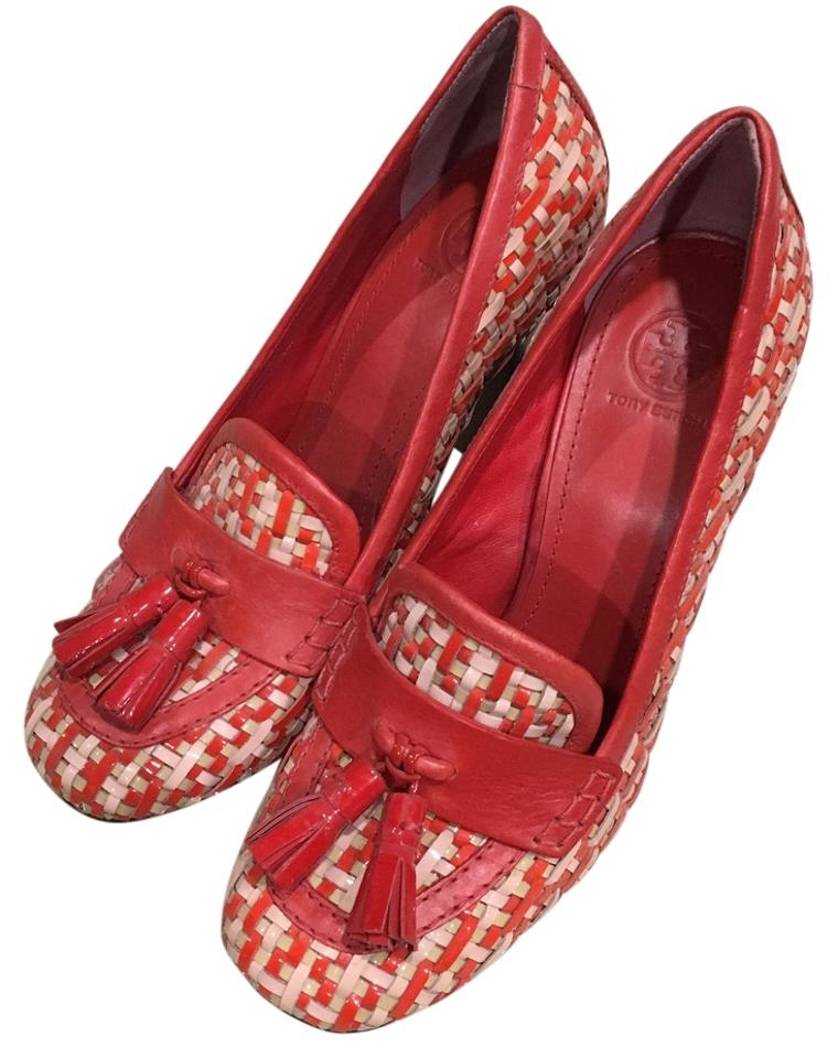LADY Tory Burch Red Pumps 12138511 Pumps Red economy 938157