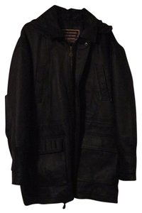Airbourne Leathers Trench Coat