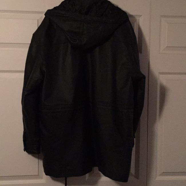 Airbourne Leathers Trench Coat Image 1