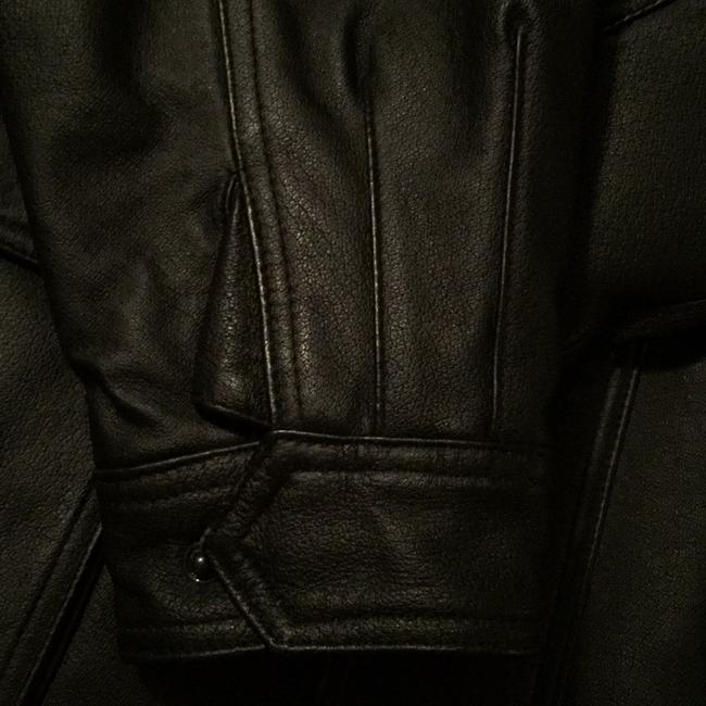 Airbourne Leathers Trench Coat Image 11