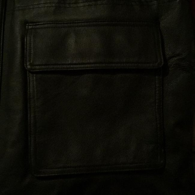 Airbourne Leathers Trench Coat Image 4