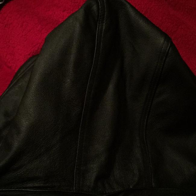Airbourne Leathers Trench Coat Image 7