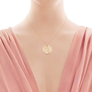 Tiffany & Co. Tiffany Notes Pendant in 18k yellow gold on 16'' chain