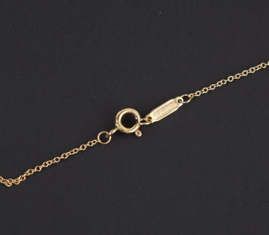 Tiffany & Co. Tiffany Notes Pendant in 18k yellow gold on 16'' chain Image 10