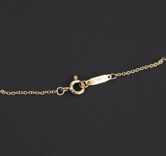 Tiffany & Co. Tiffany Notes Pendant in 18k yellow gold on 16'' chain Image 11