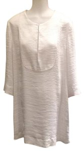 Armani Collezioni short dress White on Tradesy