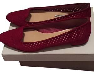 Manolo Blahnik Strawberry Flats