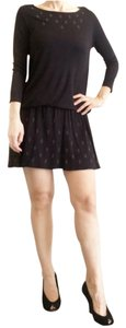 Joie short dress Black Boho Blouson on Tradesy
