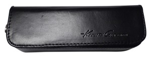 Kenneth Cole Kenneth Cole New York Sunglasses/Eyeglasses Black Leather Magnetic Case (only)
