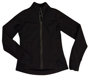 Lululemon Lululemon SOLD Nylon Black Zip Up Jacket