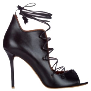 Malone Souliers Black leather Sandals