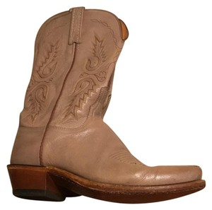 Lucchese Light tan Boots