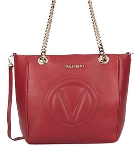Valentino Italian Leather Shoulder Bag