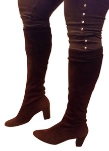 Robert Clergerie brown Boots