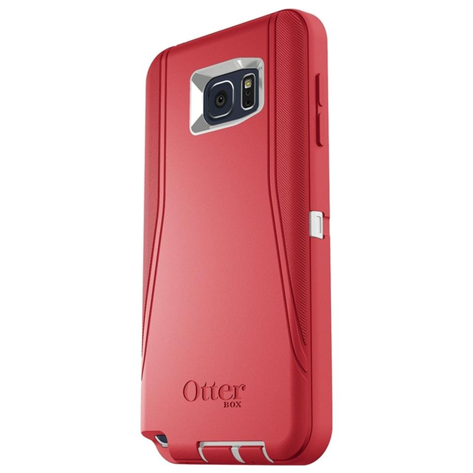 newest cd92d d66c1 OtterBox Fire Within (Red) Defender Case & Belt Clip Holster For Samsung  Galaxy Note 5 Model # 77-52548 Tech Accessory