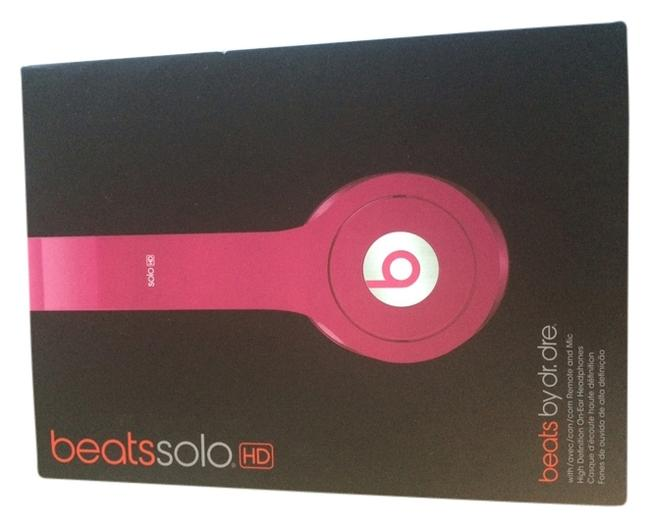 Item - Hot Pink Solo Tech Accessory