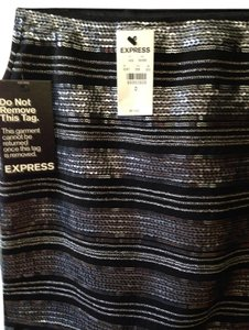Express short dress Black sequin on Tradesy