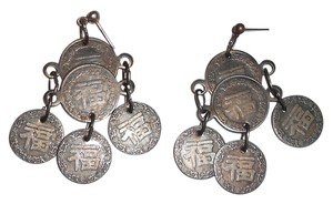 Other Silver coin earrings