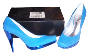 Jessica Simpson Royal Blue Pumps