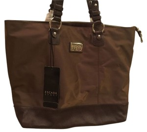Escada Tote in Brown