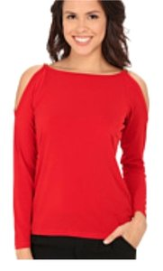 MICHAEL Michael Kors Top Red